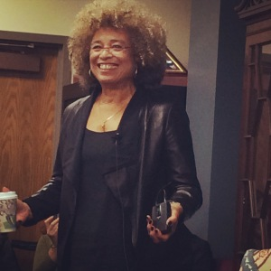 Angela Davis at WSU